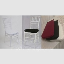 WHITE CHIVARI CHAIRS