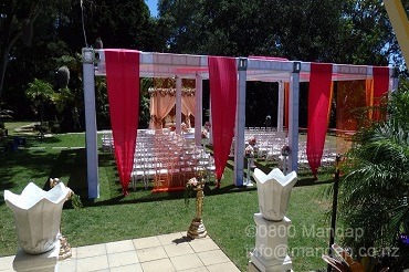 0800 Mandap - Outdoor Weddings and Events