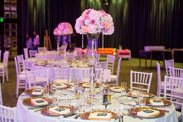 0800 Mandap - Centerpiece Hire
