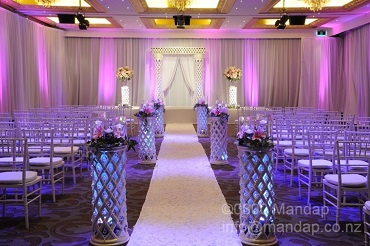 0800 Mandap - Christian Weddings