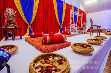 0800 Mandap - Mehndi Events
